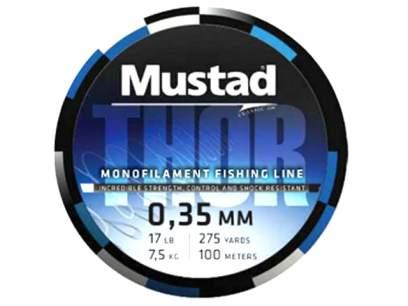 Fir Mustad Thor Mono 300m