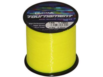 Fir Ultima Tournament Yellow