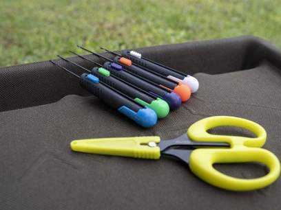 Foarfeca Avid Carp Titanium Braid Scissors