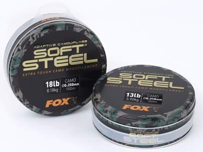 Fox Adaptive Camouflage Soft Steel 1000m