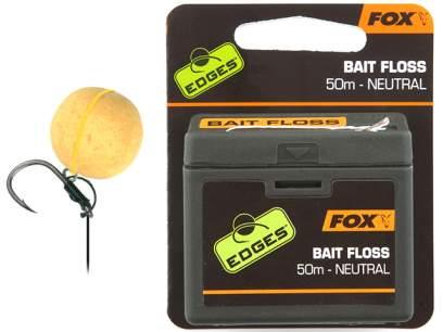 Fox Edges Bait Floss Neutral 50 m