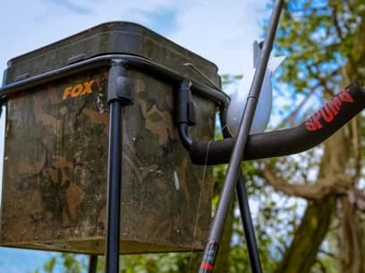 Fox Spomb Single Bucket Stand Kit