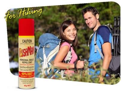 Bushman Insect Repellent PLUS Dry Gel