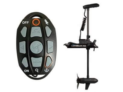 Haswing Cayman B 55lb GPS V2 Black