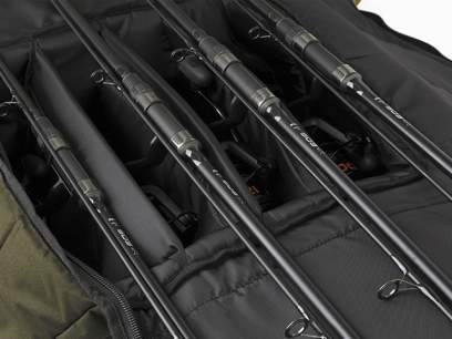 Husa lansete Fox R-Series 13ft 4 Rod Holdall