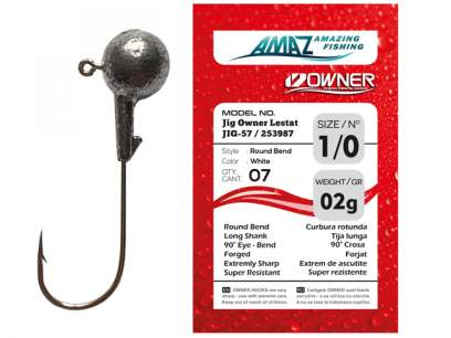 Jig Owner Jig-57 253987 White 1/0