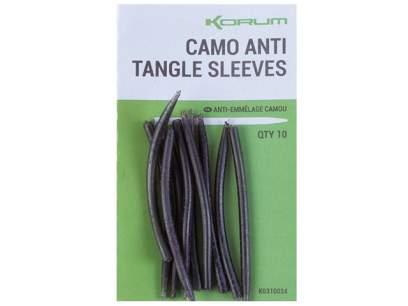 Korum Anti-tangle Sleeves Camo