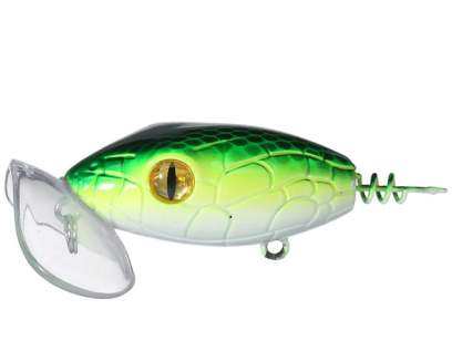 Lake Fork Trophy Hissy Fit 3.8cm 7g Green Chartreuse F