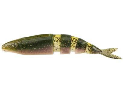 Lake Fork Trophy Magic Shad 14cm 5.5'' Rainbow Trout