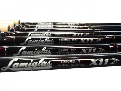 Lamiglas blank Excel Bass 2.14m 7-21g F
