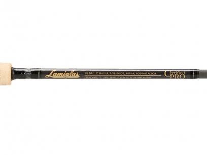 Lamiglas lanseta Certified Pro Bass Spin 2.13m 3-14g F