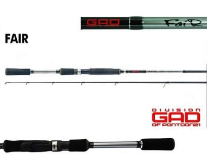 Lanseta Pontoon21 GAD Fair FRS602MLF 1.82m 3-15g Fast