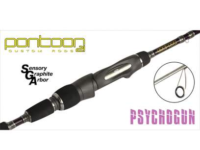 Lanseta Pontoon21 Psychogun PGSS752MMSF 2.26m 5-18g Fast