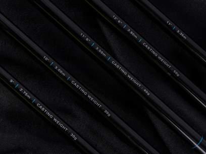 Lanseta Preston Carbonactive Supera Feeder 12.6' 3.84m 50g