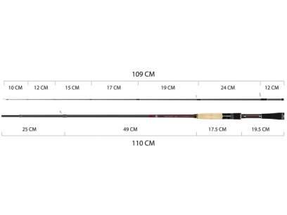 Lanseta RTB Zephyr 2.14m 5-21g Fast