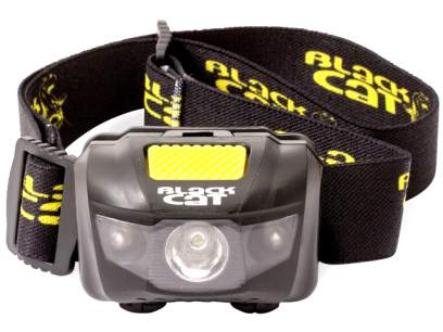Lanterna Black Cat Batle Cat Headlamp
