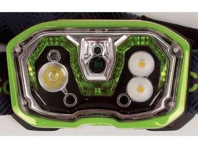 Lanterna Coleman CXS+ Rechargeable LED Head Lamp 300LM