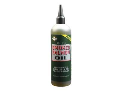 Lichid Dynamite Baits Evolution Oils Smoked Salmon 300ml