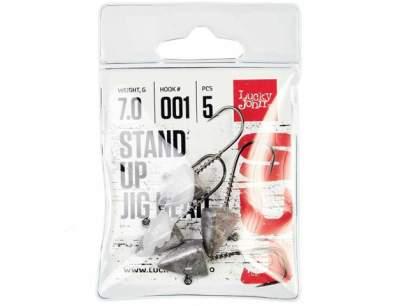 Lucky John Stand Up Jig Head Nr. 3/0