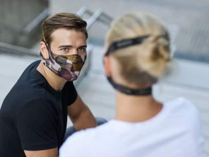 Masca Buff Filter Mask BURJ Multi
