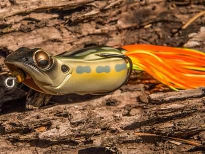 Megabass Big Gabot 7.7cm 21.2g Tonoama Frog F