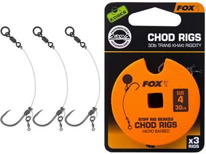 Montura Fox Edges Chod Rig Standard