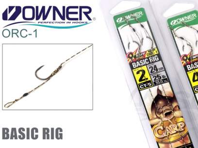 Montura Owner ORC-1 56991 Basic Rig