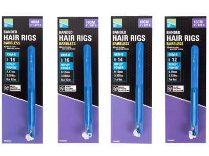 Montura Preston KKM-B Mag Store Hair Rigs