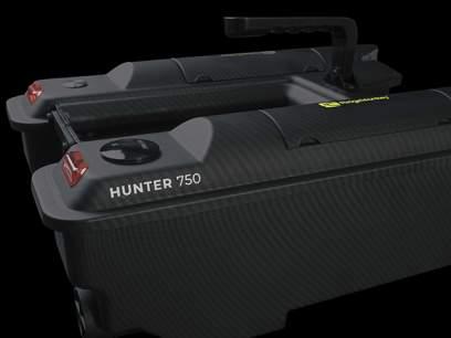 Navomodel RidgeMonkey Hunter 750 Bait Boat