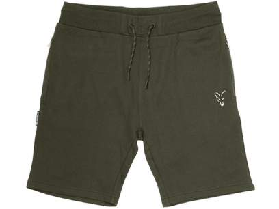 Pantaloni Fox Collection Lightweight Shorts Green & Silver
