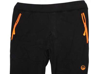 Pantaloni Guru Black Joggers