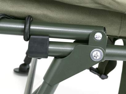 Pat Fox Warrior II 6 Legged Bedchair Standard