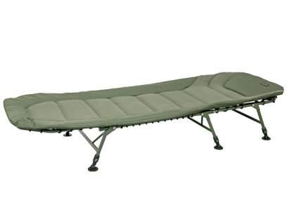 Pat Fox Warrior II 6 Legged Bedchair XL