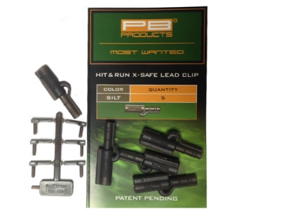 PB Products Hit & Run X-Safe Lead Clip