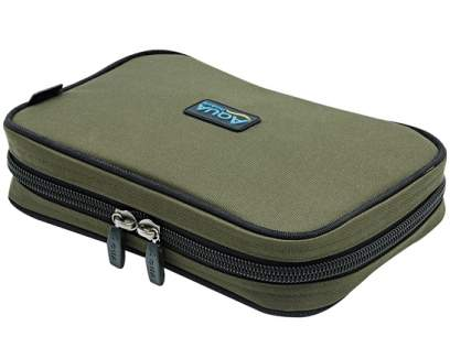 Portofel Aqua Black Series Roving Rig Wallet