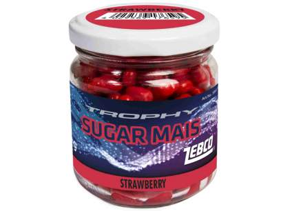 Zebco Trophy Sugar Mais Red Strawberry