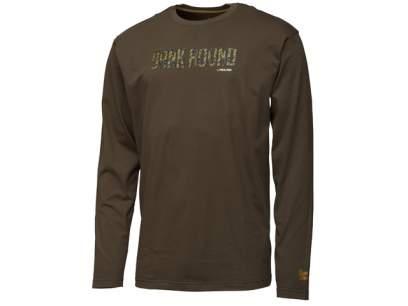 Prologic Bank Bound Camo T-shirt Long Sleeve