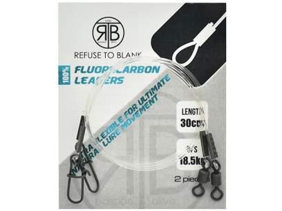 RTB 100% Fluorocarbon Duo-Lock Leader