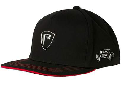 Sapca Fox Rage Shield Flat Peak Baseball Cap
