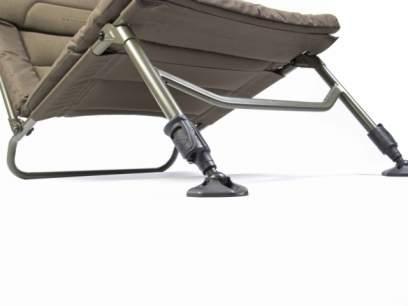 Scaun Avid Carp Benchmark Memory Foam Multi Chair