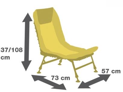 Scaun JRC Cocoon Recliner