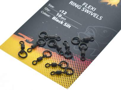 Select Baits Flexi Ring Swivels