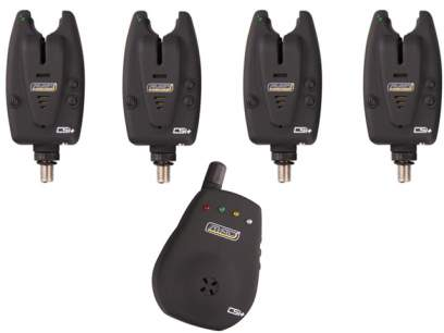 Set avertizori MAD CSI Wireless Bite Alarm Set 4+1