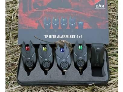 Set senzori D.A.M. TF Bite Alarm Set 4+1