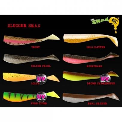 Slugger Shad 10cm