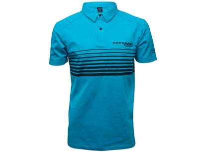 Tricou Drennan Aqua Polo Shirt