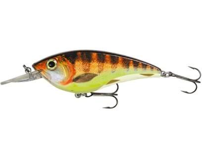 Vobler Cormoran Fringo N 11cm 40g Red Fire Perch