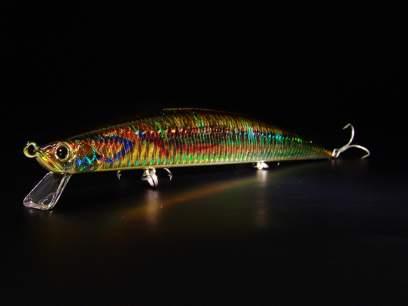 Vobler DUO Tide Minnow Slim 200 20cm 27g ADA0088 Prism Ivory F