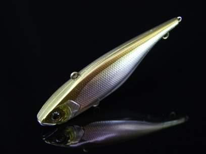 Vobler Jackall TN Slim8 80mm 12g HL Kinkuro S