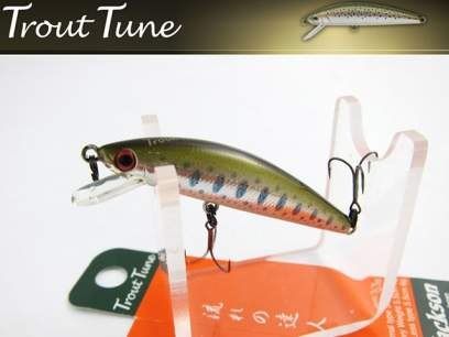 Vobler Jackson Qu-on Trout Tune 5.5cm 6g OY S